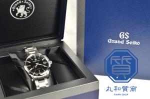 グランドセイコー SBGA301を高価買取させて頂きました。