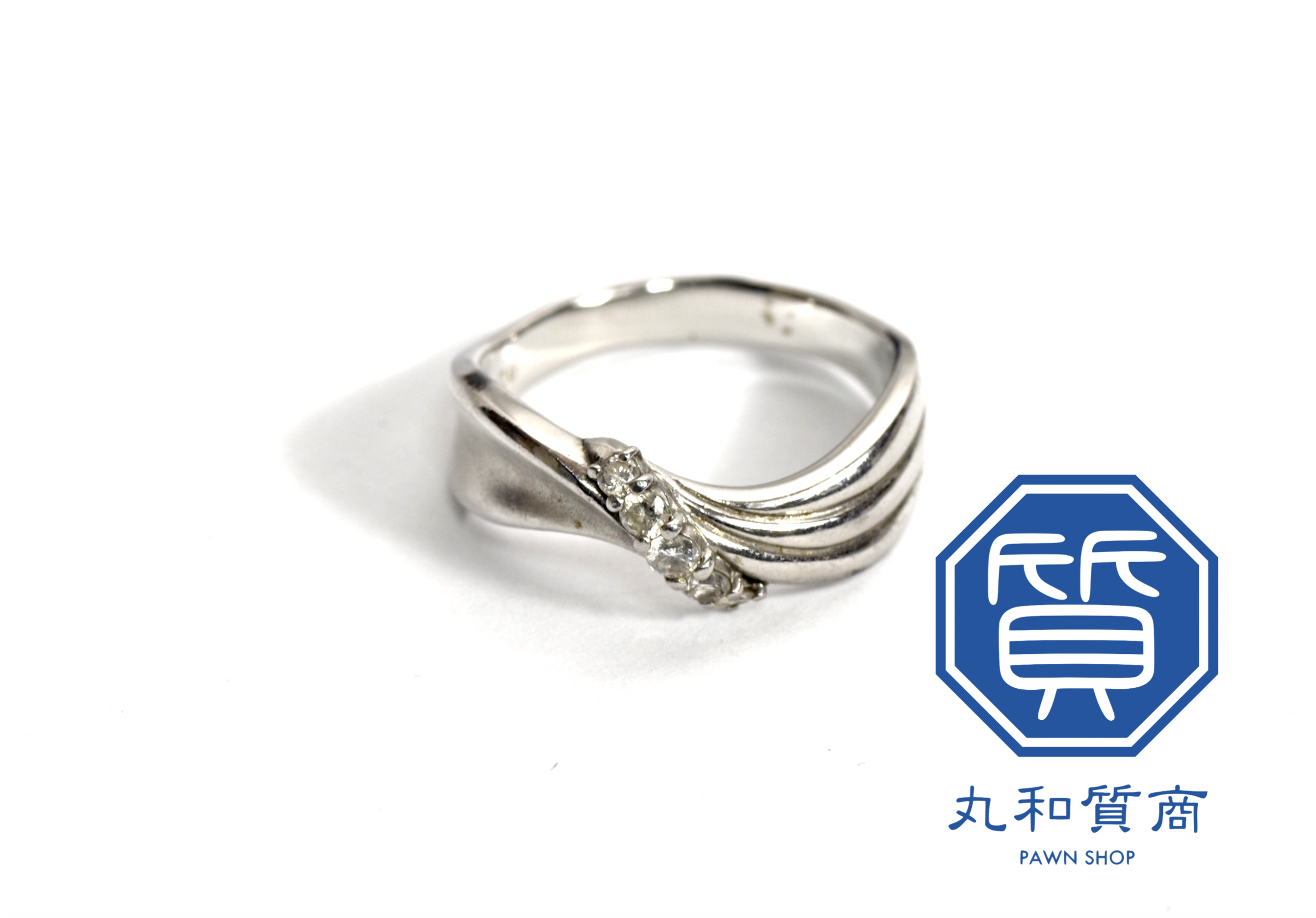 プラチナ ダイヤつき指輪をお買取!買取価格の相場は?
