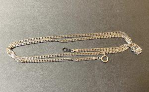 プラチナ 喜平 6面 ダブルのネックレスをお買取!買取価格の相場は?