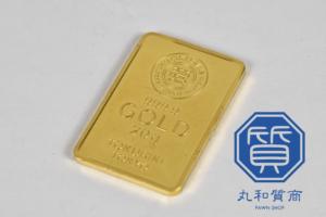 純金 24金 インゴット 徳力 20gをお買取!