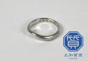 プラチナ Pt900の指輪をお買取!価格の相場は?
