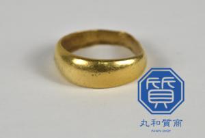純金 K24 24金の指輪をお買取!価格の相場は?