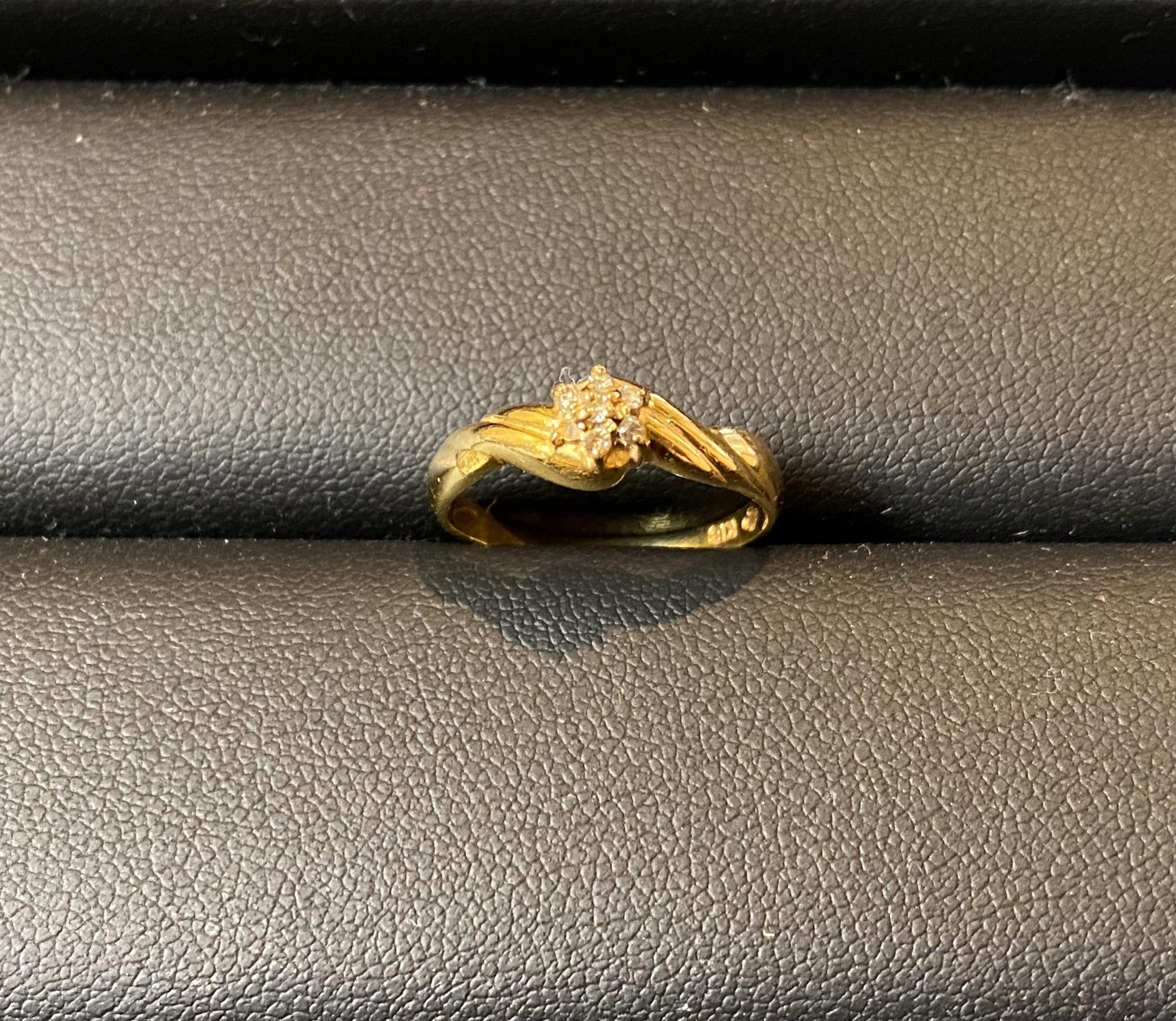 金(K14,14金)の指輪,リングをお買取!価格の相場は?