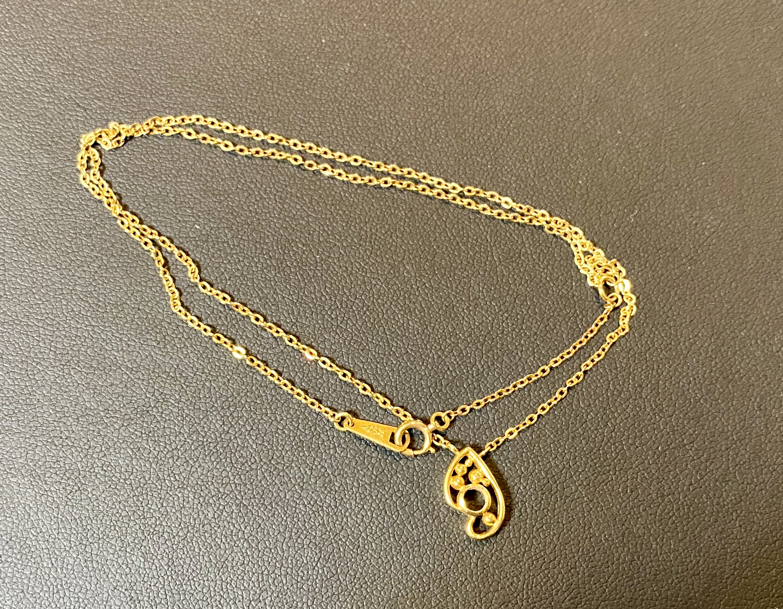 金(K14,14金)ネックレスをお買取!価格の相場は?