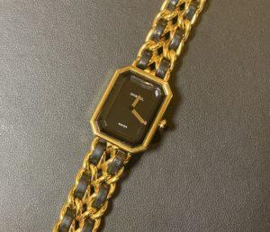 シャネル プルミエール H0001 腕時計をお買取!価格の相場は?