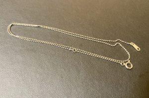 プラチナ(Pt850)ボールチェーンのネックレスをお買取!価格の相場は?