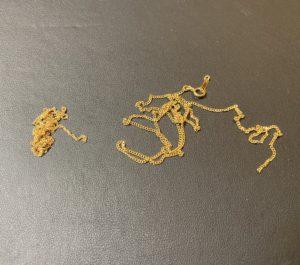金(K18,18金)壊れた喜平ネックレスをお買取!価格の相場は?