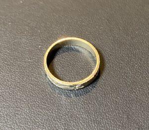 プラチナ(Pt850)イニシャル入りの指輪,リングをお買取!価格の相場は?