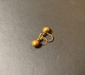 純金(K24,24金)イヤリングをお買取!価格の相場は?