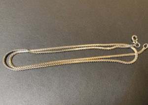 プラチナ(Pm900刻印)のネックレスをお買取!価格の相場は?