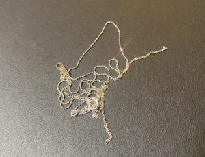 ホワイトゴールド(14金,K14WG)壊れたネックレスをお買取!価格の相場は?