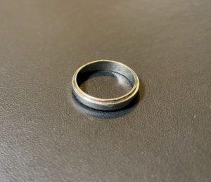 所沢市にお住まいのお客様からプラチナ(Pm900刻印)の指輪,リングをお買取!価格の相場は?