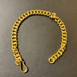 純金(K24,24金)喜平ブレスレットをお買取!価格の相場は?
