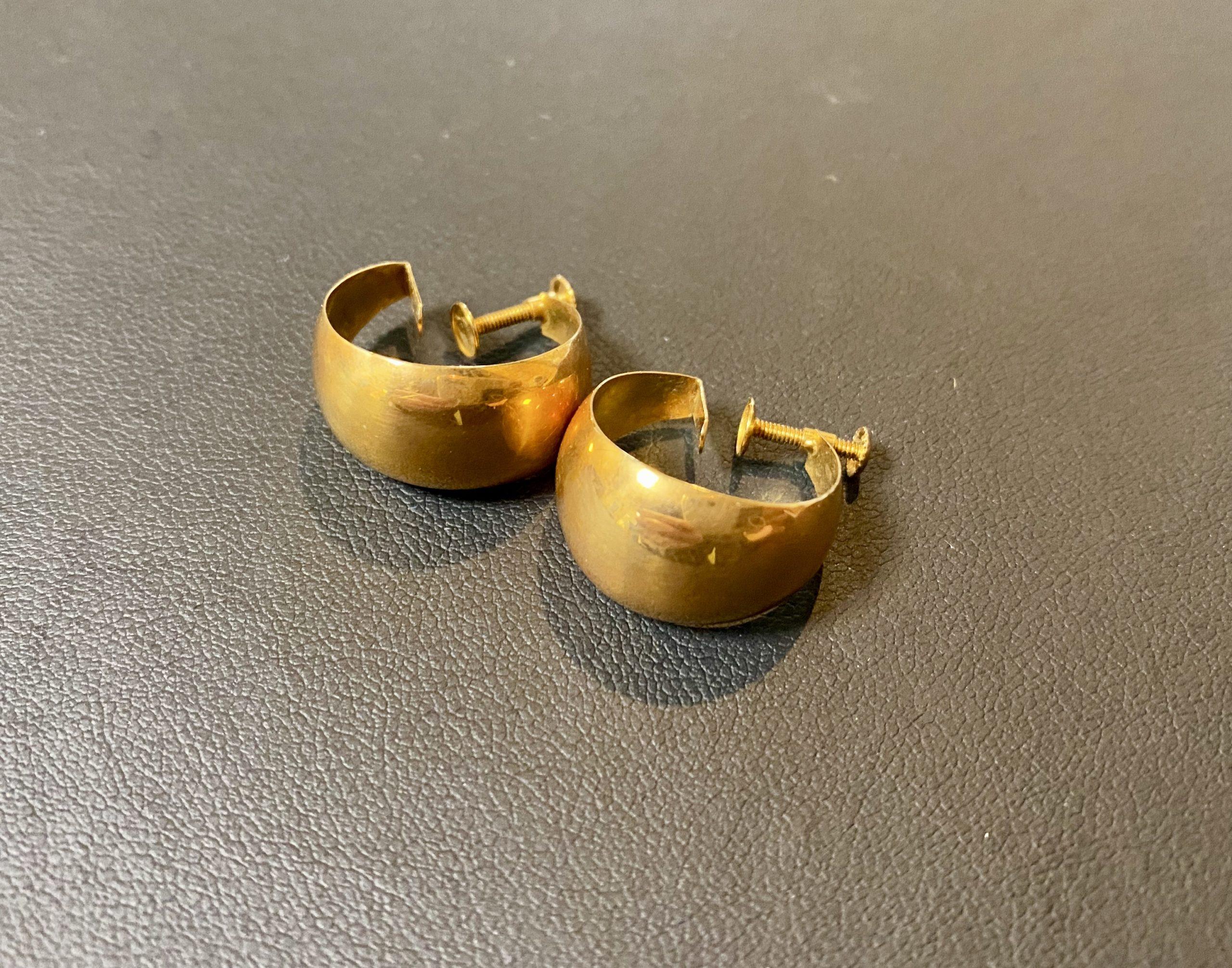 (750刻印,K18)のイヤリングをお買取!価格の相場は?