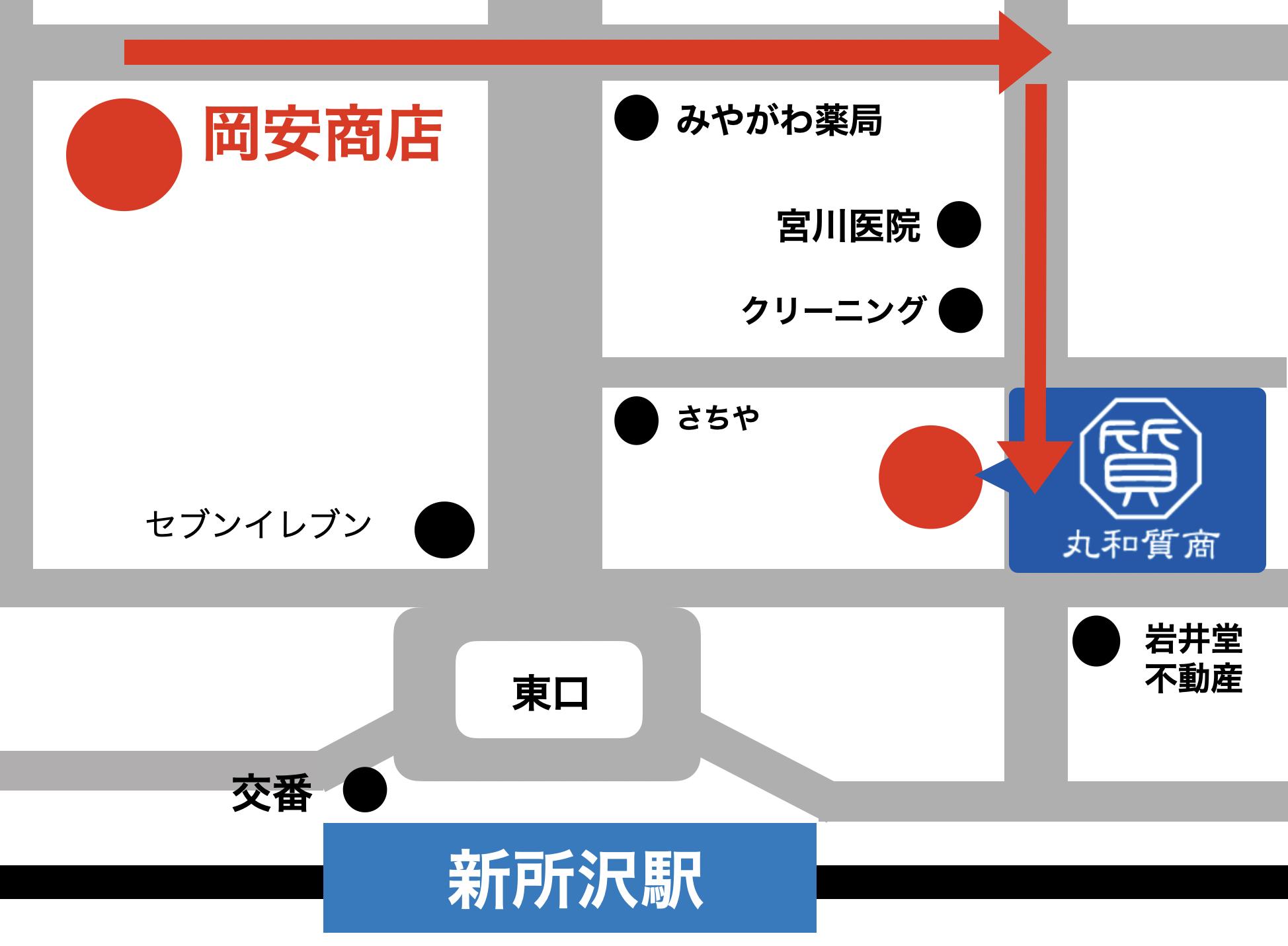岡安商店(質店)の閉店の伴う業務提携について