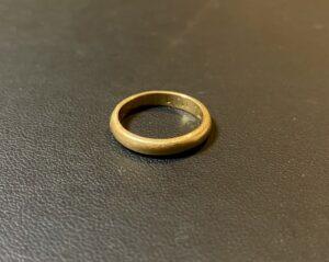 金(K18,18金)甲丸のリング,指輪をお買取!価格の相場は?