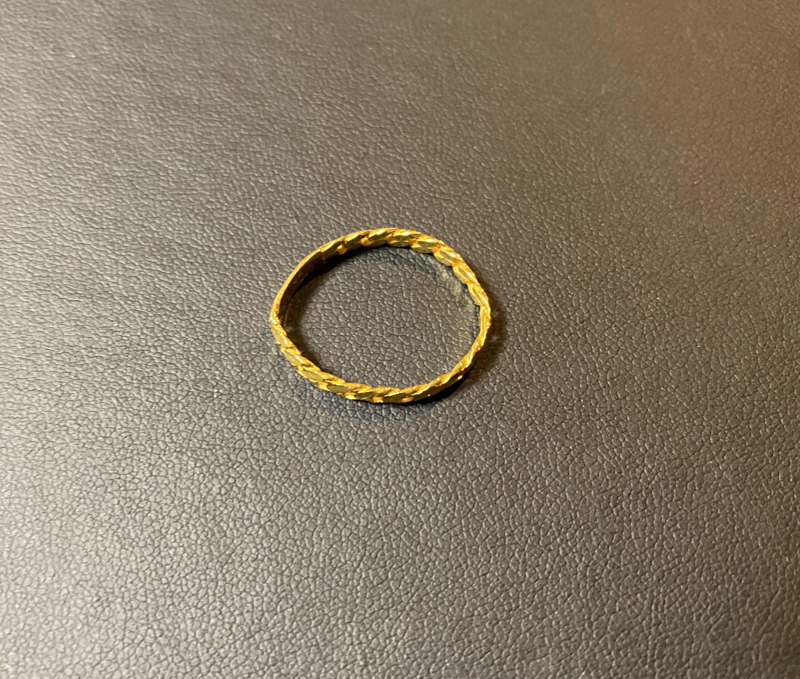 純金(K24,24金)壊れた指輪,リングをお買取!価格の相場は?
