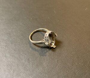 ホワイトゴールド(14金,K14WG)壊れた指輪をお買取!価格の相場は?