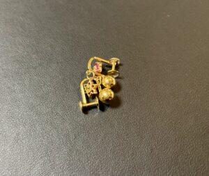 金(14金,K14)のイヤリングをお買取!価格の相場は?