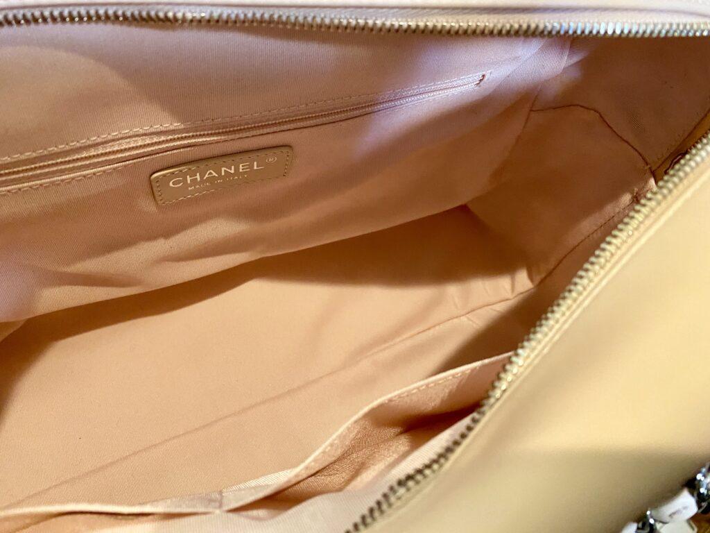 シャネル マトラッセ チェーンショルダーバッグ ミニボストン ラムスキン ピンクをお買取!価格の相場は?