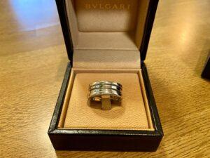 ブルガリ ビーゼロワン リング,指輪 ホワイトゴールドをお買取!価格の相場は?