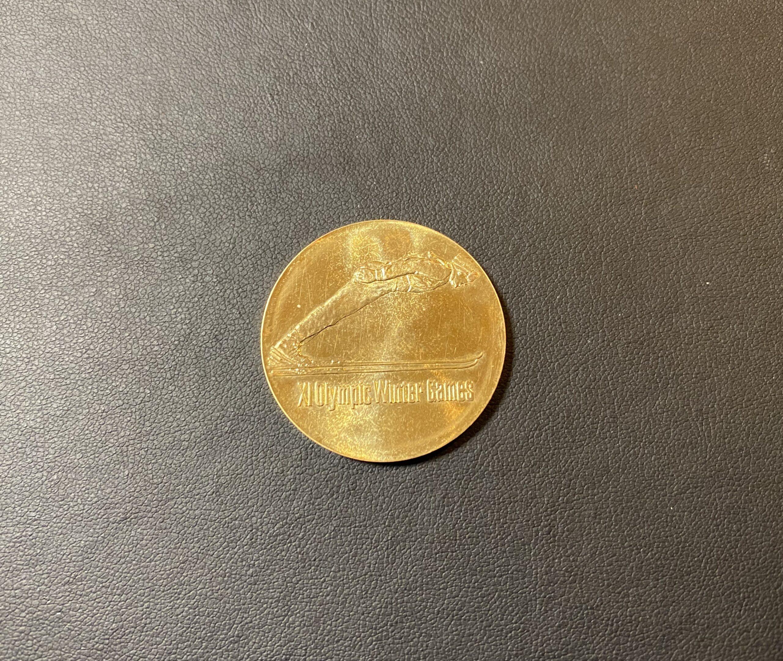 札幌オリンピック(五輪)冬季大会記念 金メダル(K18,750)をお買取!価格の相場は?
