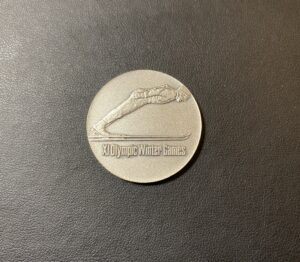 札幌オリンピック(五輪)冬季大会記念 銀メダル(シルバー,SV925) をお買取!価格の相場は?