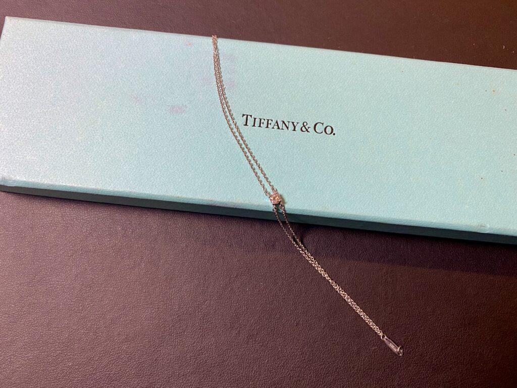 ティファニー ソリティア ブレスレット PT950をお買取!価格の相場は?