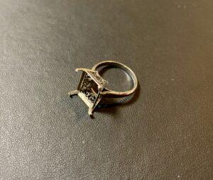 金(K14PWG,ホワイトゴールド)の指輪,リングをお買取!価格の相場は?