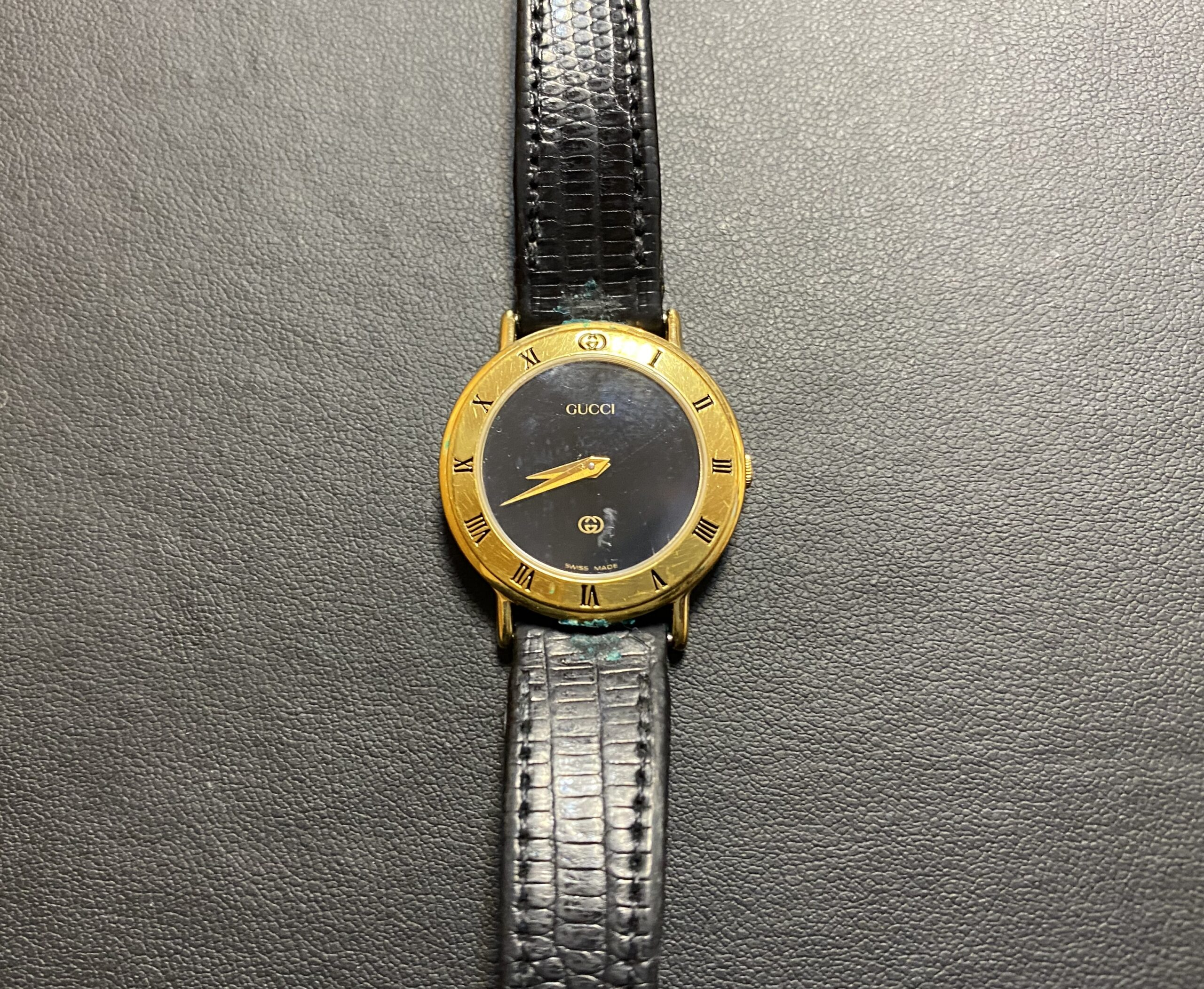 グッチ 腕時計 3000Lをお買取!価格の相場は?