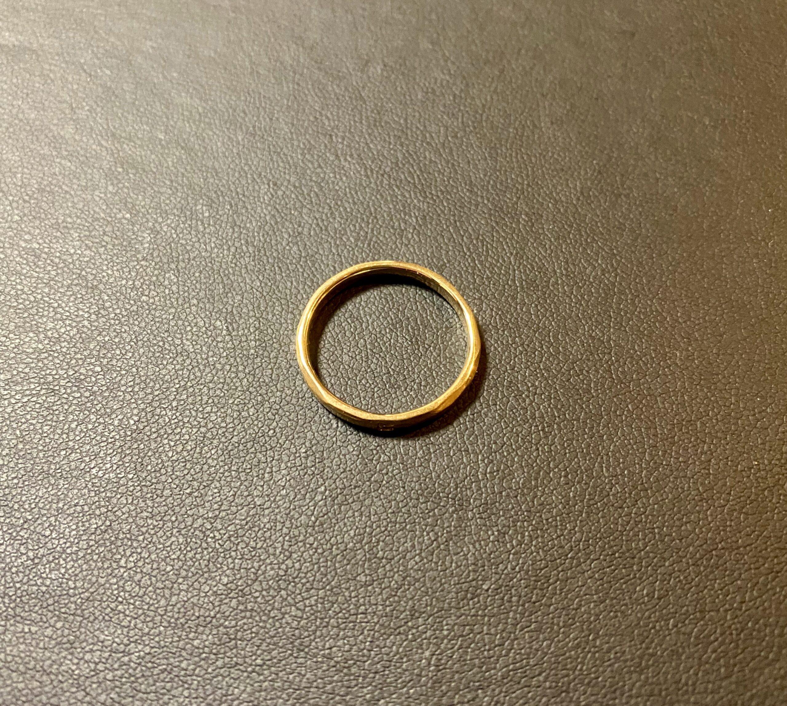 4℃(ヨンドシー) K18/18金の指輪,リングをお買取!価格の相場は?
